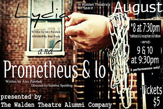 Walden Theatre Alumni present Evening of Challenging, Experimental Theatre