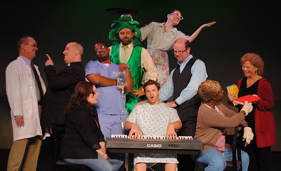 "CenterStage Brings ""A New Brain"" to Entertaining, Resonant Life"