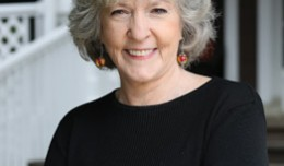 Author Sue Grafton. Photo-Penquin Publishing.