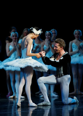 Swan Lake Matinee Included a Special Curtain Call