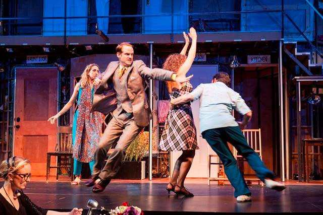 "Actors Theatre Opens 50th Anniversary Season with ""Noises Off"""
