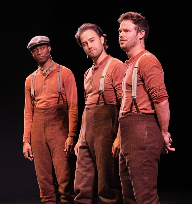 "Interview with Puppeteer/Actors in Broadway Across America's ""War Horse"""