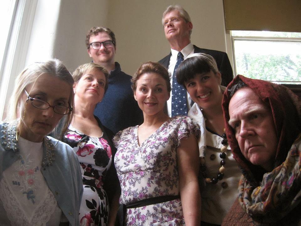 Evening of One-Act Plays Opens New Bunbury Season