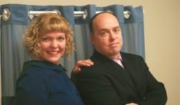 Kristie Rolape and Kyle Ware Le Petomane