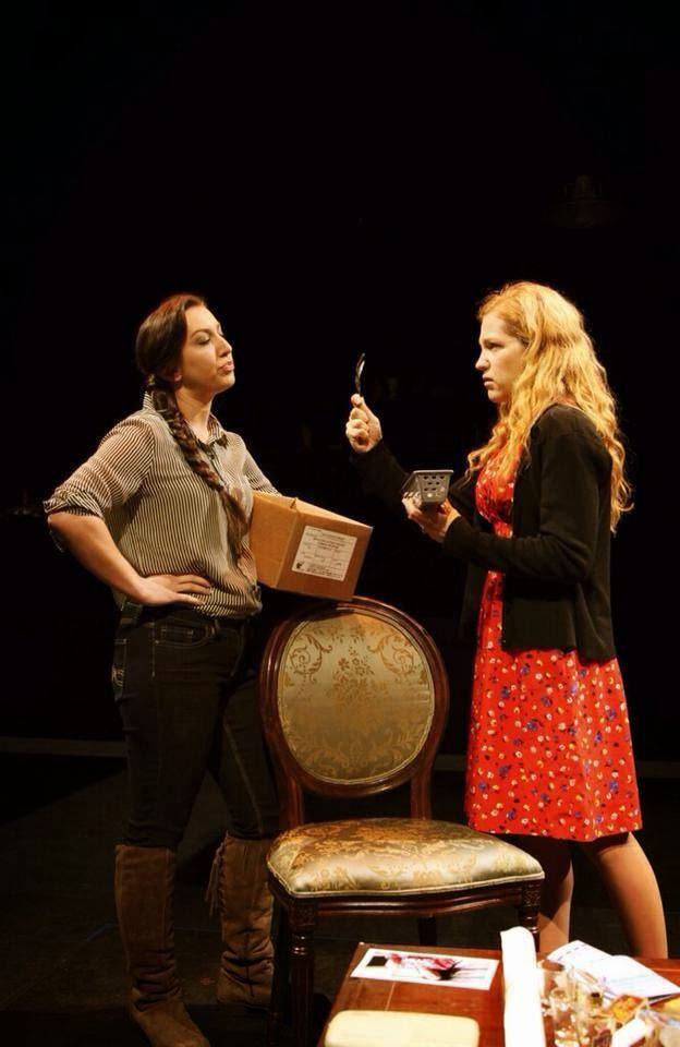"""Theatre [502] Closes Its Third Season with """"Auctioning the Ainsleys"""""""
