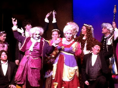 "CenterStage Exceeds Expectations & Meets the Challenge of ""Les Miserables"""
