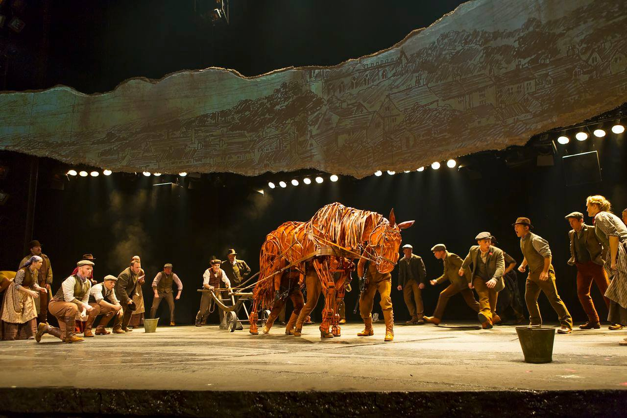 """War Horse"" Triumphs"