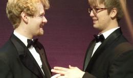 Sebastain Kearney & Ryan Watson in Standing on Ceremony