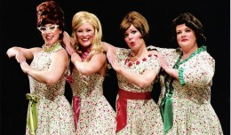 Winter Wonderettes Photo