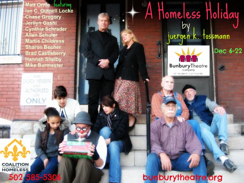 Funny, Well-meaning Homeless Holiday Needs to Dig Deeper