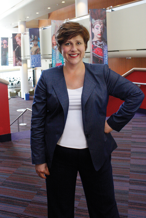 Interview with Kim Baker, President, The Kentucky Center for the Performing Arts