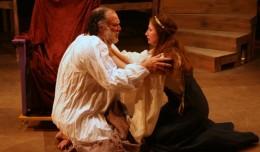 Lear & Cordelia