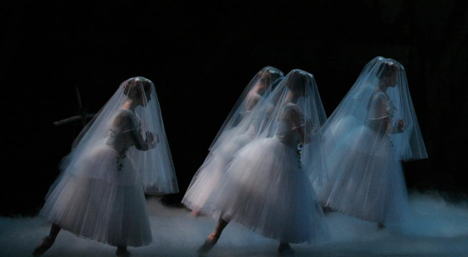 Love and Loss in Giselle