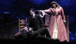 Kentucky Opera  The Girl of the Golden West  Piano Dress