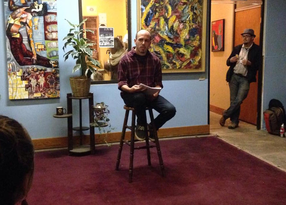 McQuixote Hosts Inaugural Portland Poetry Series