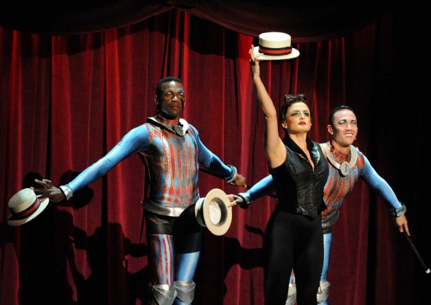 Pippin Lives In The (Theatrical) Moment