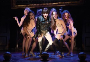 2014 Broadway Cast of Roundabout Theatre Company's Cabaret_Photo by Joan Marcus