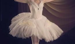 Natalia Ashikhmina from Fokine's 'The Dying Swan'