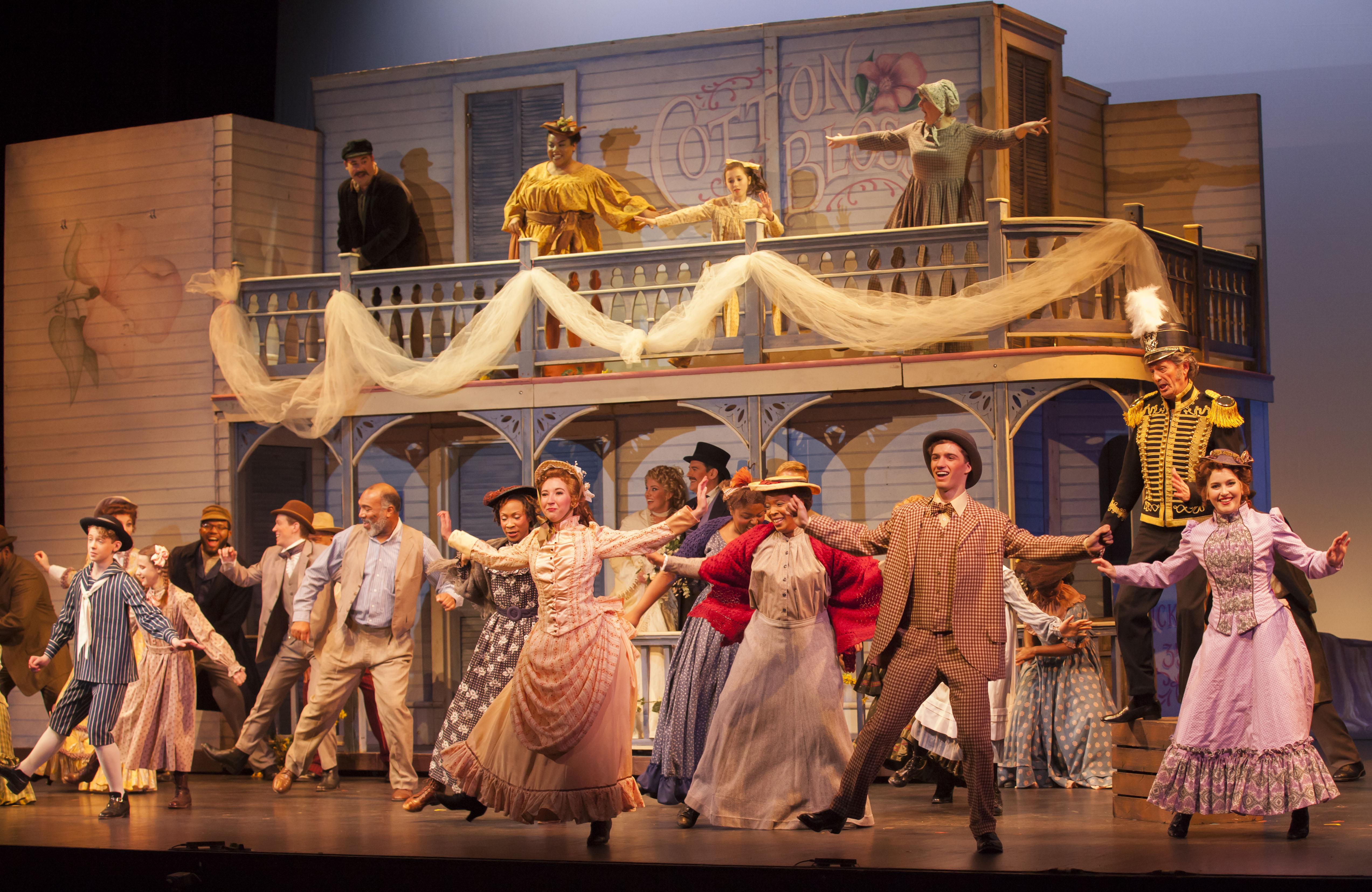 Dense Omnibus Of Musical Theatre