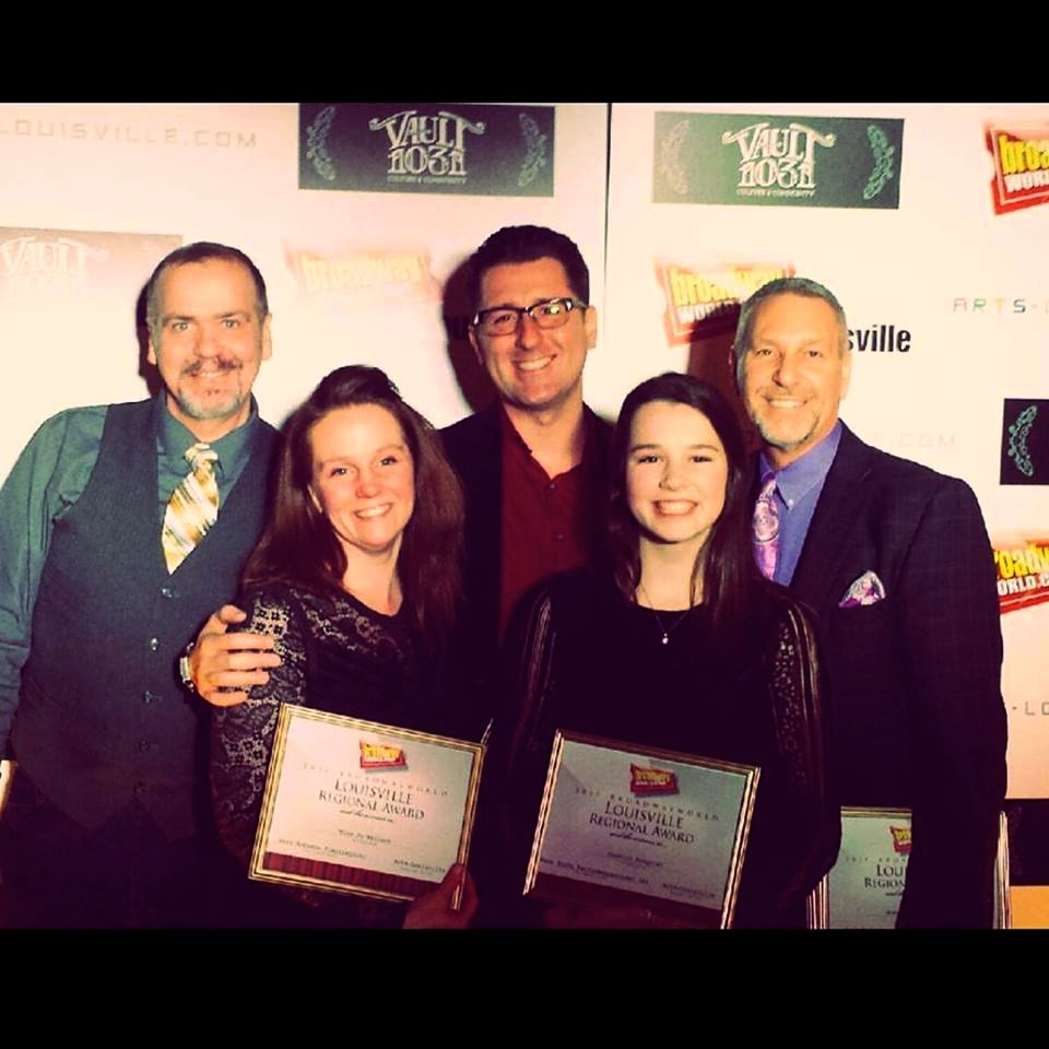 Arts-Louisville/Broadway World Presents 2015 Louisville Theatre Awards