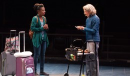 Deonna Bouye and Beth Dixon on This Random World by Steven Dietz_2016 Humana Festival_Photo by Bill Brymer