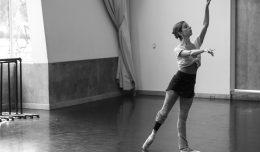 Company Dancer Tiffany Bovard photo by Sam English 2016