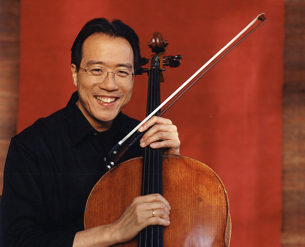 Yo Yo Ma Has Fun