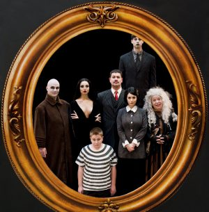The Addams Family Photo
