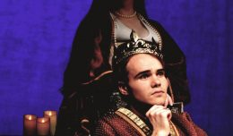 Kellen Murphy as King John