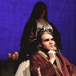 Kellen Murphy as King John