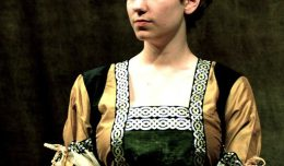 Ruthie:Alexandra from Henry VIII.