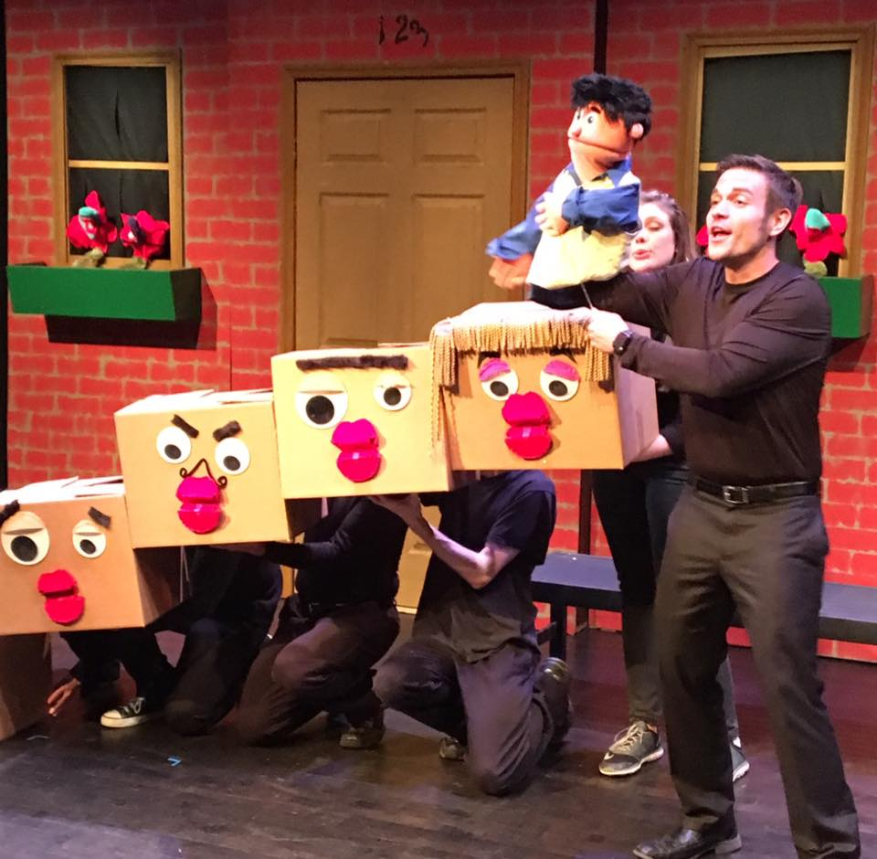 Avenue Q Comes To You