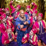 High-Energy, Vibrant Aladdin Returns Broadway in Louisville to the Whitney