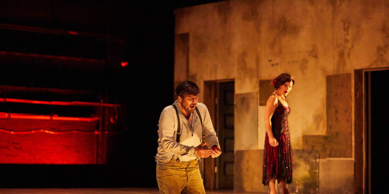 A Carmen For Today (Kentucky Opera)