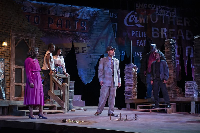 Key To The Mountain  (African American Theatre Program)