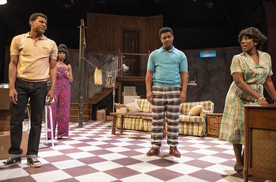 Ready To Be Above Ground (African American Theatre Program)