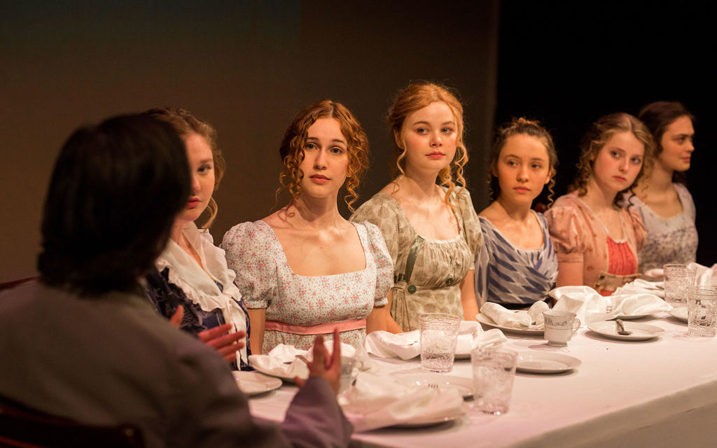 Of The Sisters Bennet (Commonwealth Theatre Center)