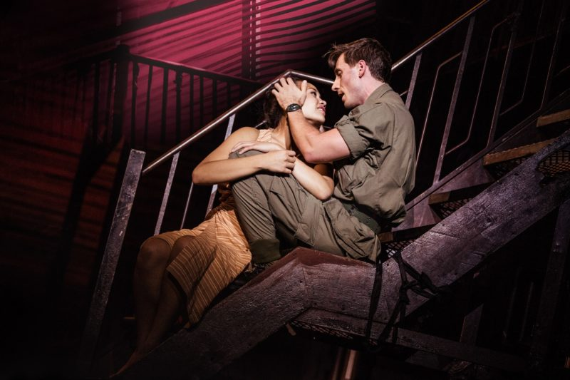 The Heat Is On With Nearly Flawless Miss Saigon (PNC Broadway In Louisville)