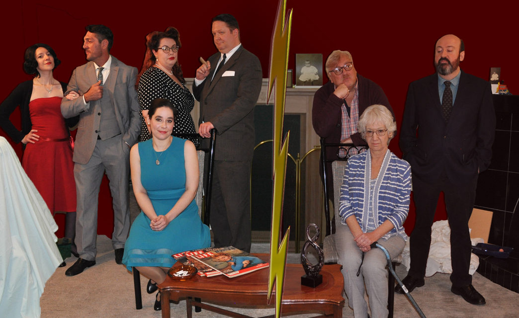 The Past Never Leaves Us (WhoDunnit Murder Mystery Theater)