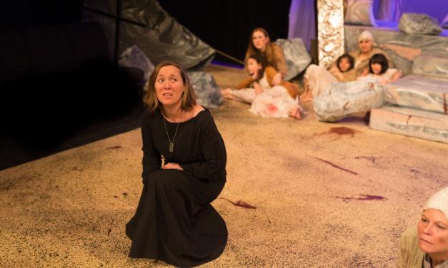 12 Questions with Teacher/Actor/Director Heather Burns