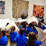 12 Questions With Artist/Teacher Julie Leidner