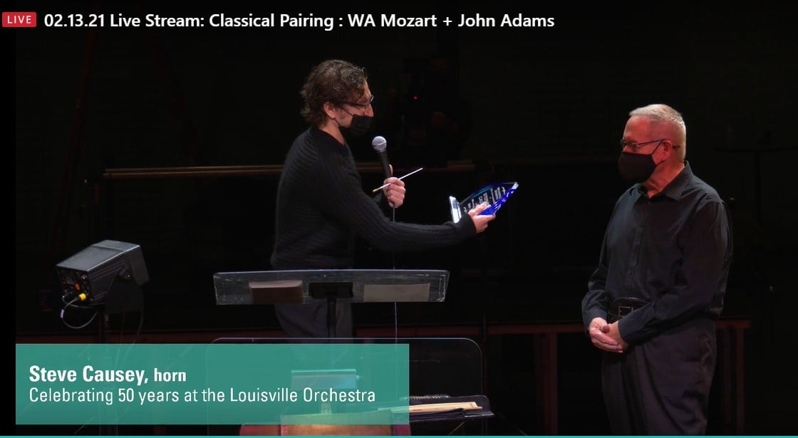 From A To M (Louisville Orchestra)