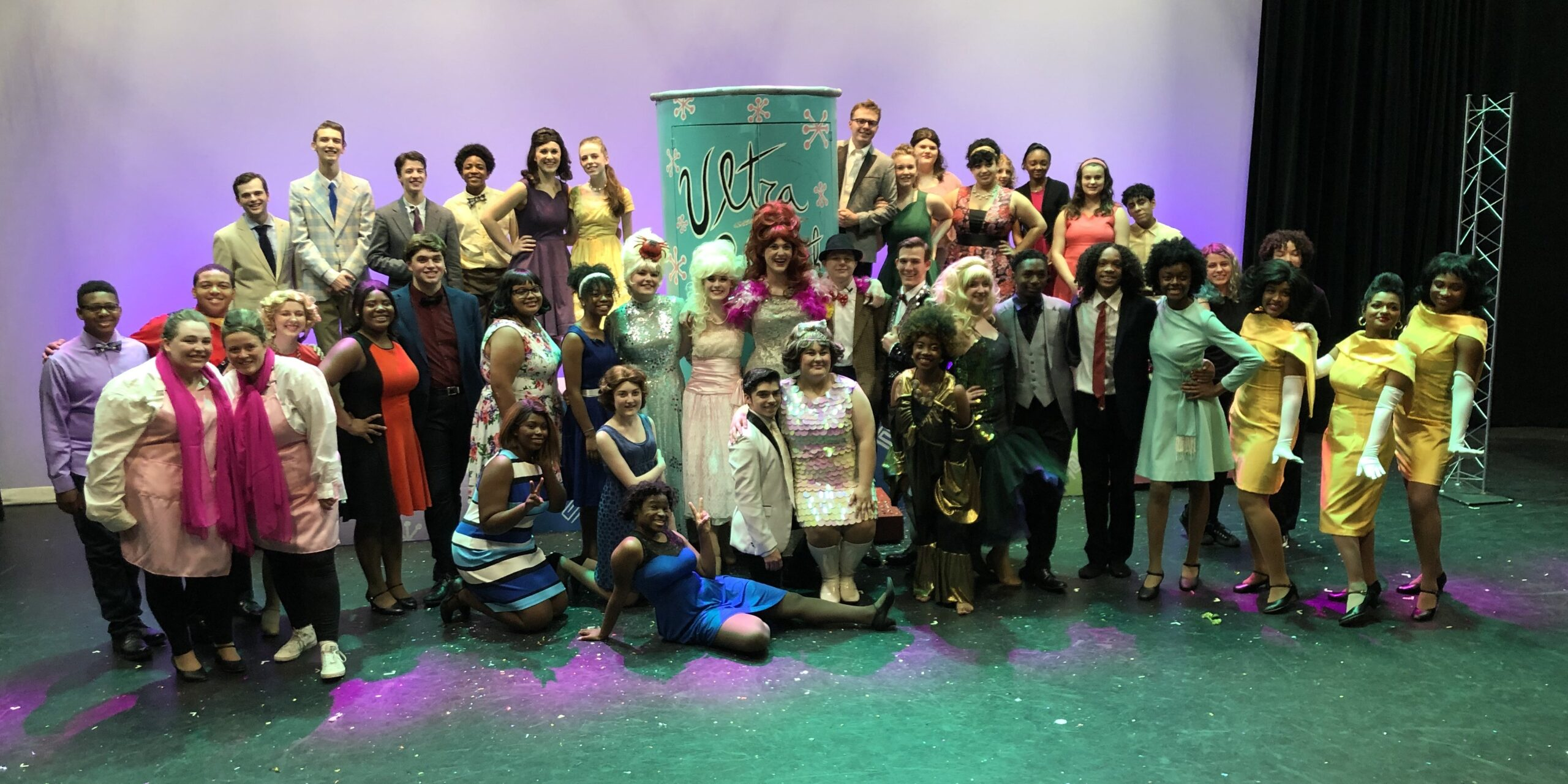 Welcome To The 60s (Redline Performing Arts)