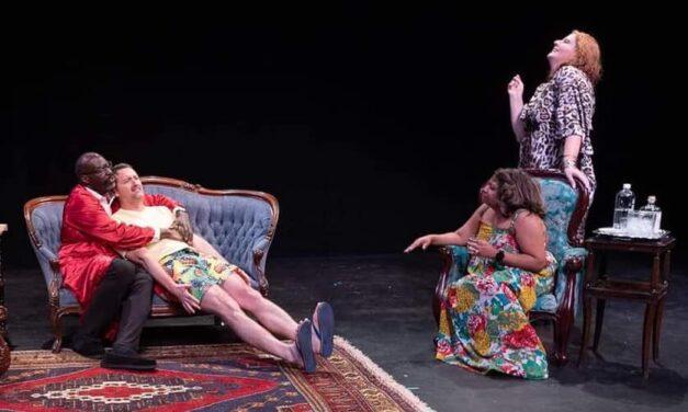 The Hard Fall (Liminal Playhouse)