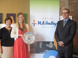 Louisville Artist Susanna Crum Wins First Hadley Prize Fellowship