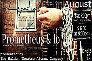 Walden Theatre Alumni present Evening of Challenging, Experimental Theatre