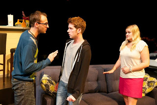 """Kids Acting Against Cancer Delivers Solid Production of David Lindsay-Abaire's """"Rabbit Hole"""""""