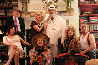 Broad Satire of Tennessee Williams Provides Silly Night of Theatre