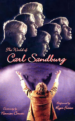 Ode to Sandburg Is Delivered with Passion
