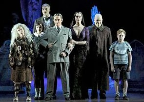 "Talented and Energetic Cast Overcome Slender Plot to Make ""The Addams Family"" Entertaining"